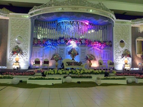 Home purikedhaton wedding decoration junglespirit Images